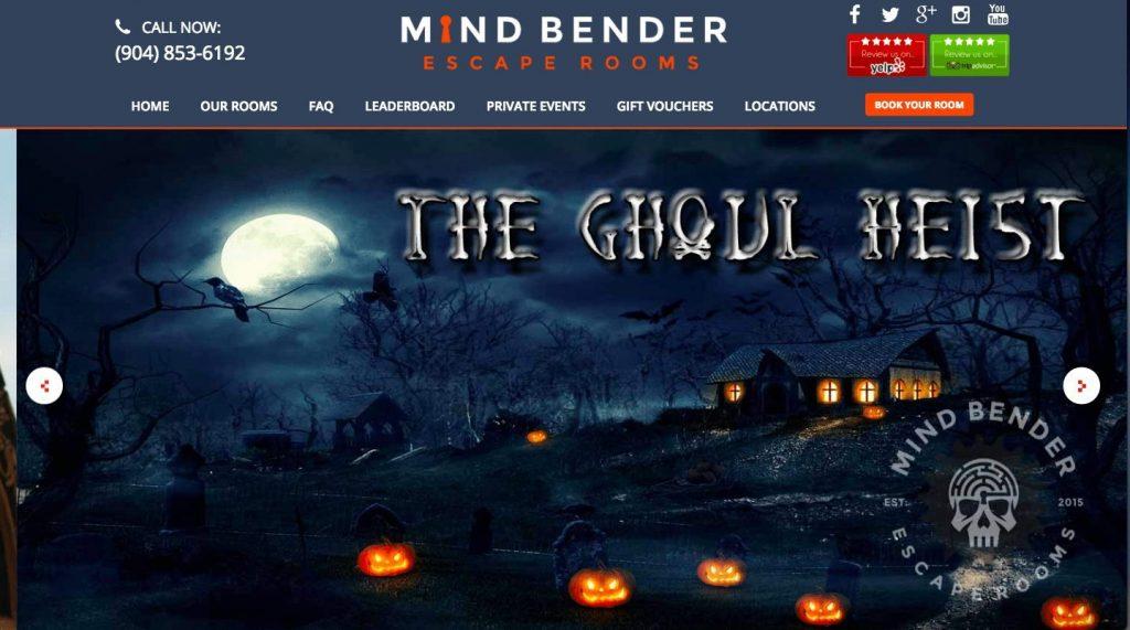 Mind Bender Escape Rooms