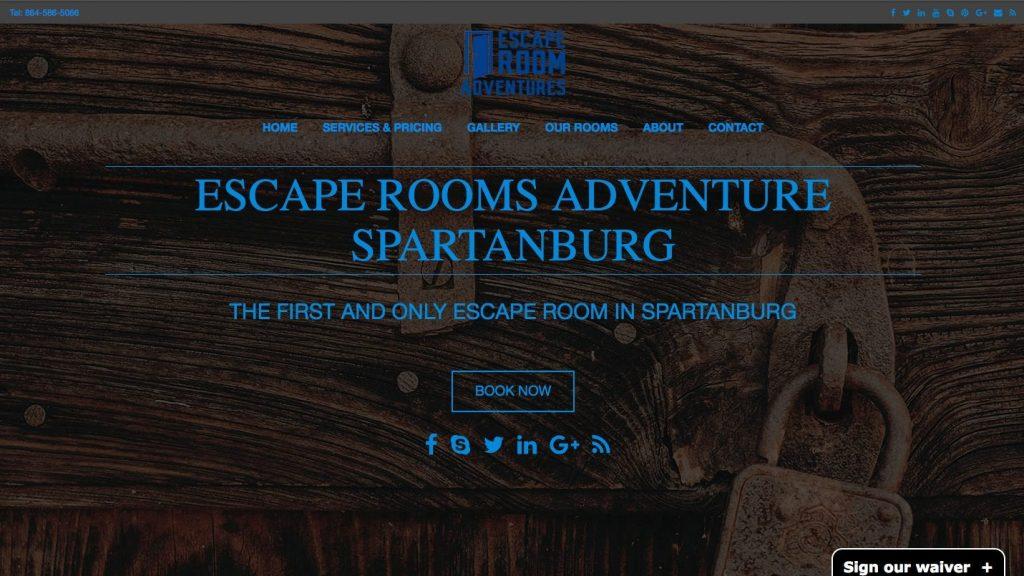 Escape Rooms Adventure