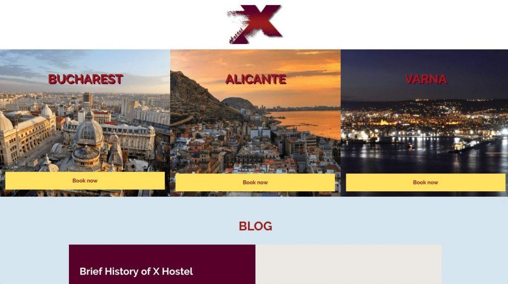 X Hostel